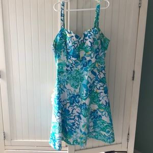 LILLY PULITZER party dress